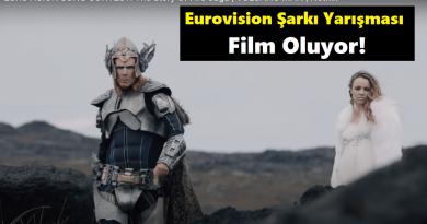 Eurovision Şarkı Yarışması Filmi