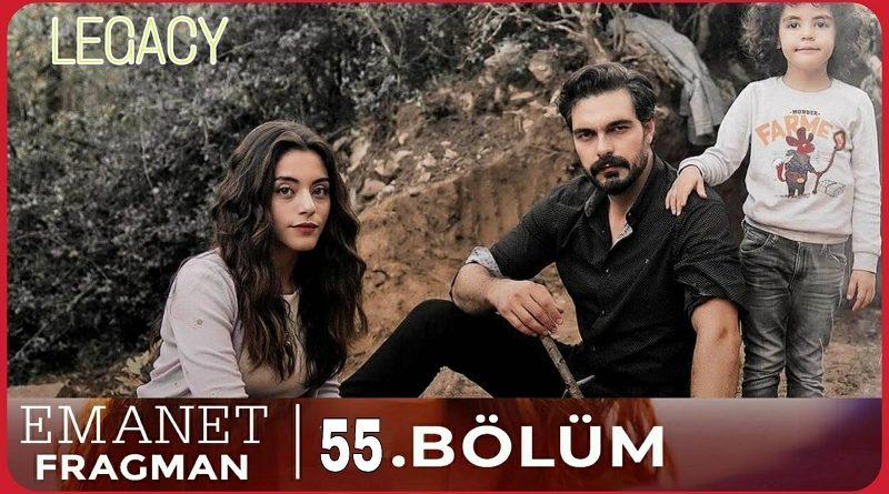 Kanal 7'nin sevilen dizisi Emanet'in yeni bölümünde neler olacak? 55. Bölüm Fragmanı yayınlandı mı? Yaman ile Seher ne zaman barışacak? Ali ile Kirazın aşkı başlıyor mu?
