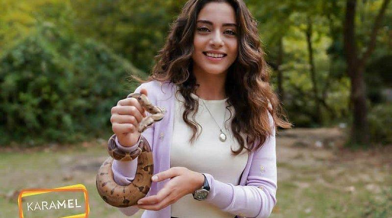 emanet seher eline yılan aldı