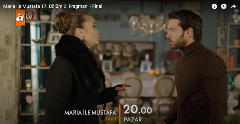 atv ekranlarının büyük umutlarla başlayan Maria İle Mustafa dizisi bitti mi? Neden yeni bölüm yok? Neden bitti? Devam edecek mi? Ara mı verdi? Final mi yaptı?
