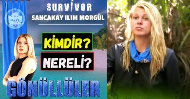 Survivor 2021 yarışmacısı Sancakay Ilım Morgül kimdir ve nereli? Kaç yaşında? İnstagram, Twitter ve Facebook adresi ne? Burç bilgisi.