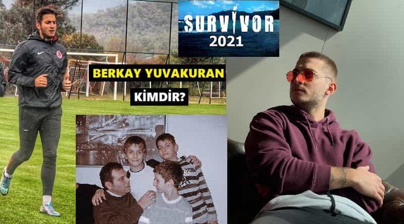 Survivor 2021 yarışmasına yedeklerden katılan yeni yarışmacı Berkay Yuvakuran kimdir? Hangi takımda yarışıyor? Nereli? Sevgilisi var mı? Evli mi? Kaç Yaşında? Burcu nedir? İnstagram adresi ne? Hakkında bilgiler içeren biyografi yazısı. Vikipedi bilgileri...